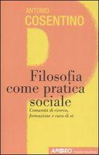 Filosofia come pratica sociale