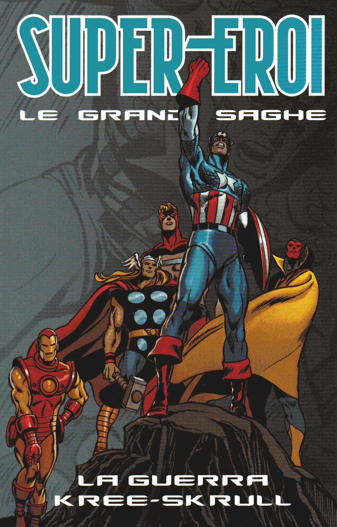 Supereroi - Le grandi saghe vol. 14
