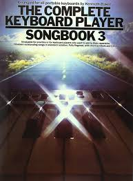 Complete Keyboard Player Songbook