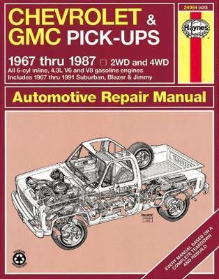 Chevrolet & Gmc Pick...