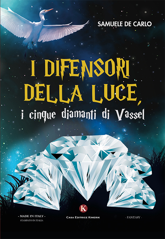 I difensori della luce, i cinque diamanti di Vassel