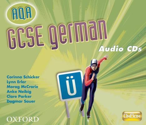 AQA GCSE German Audio CDs
