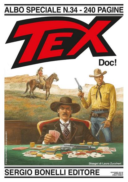 Tex Albo Speciale n. 34
