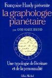 La Graphologie planétaire