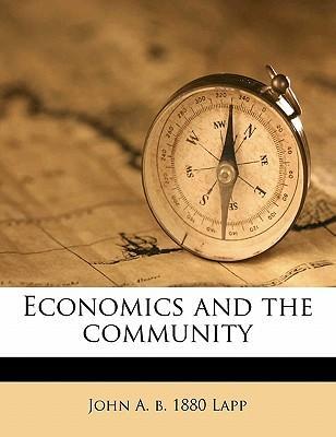 Economics and the Community