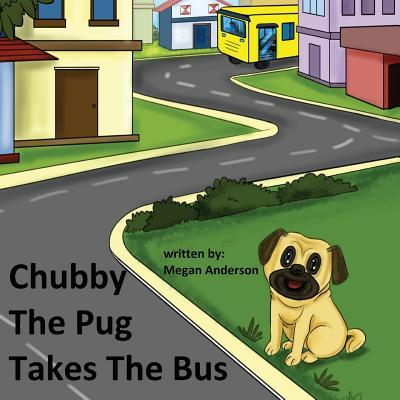 Chubby The Pug Takes The Bus