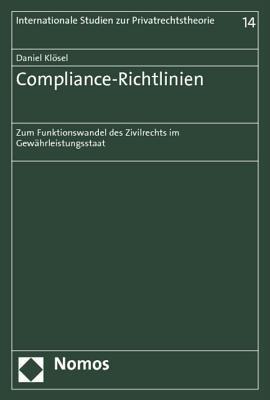 Compliance-richtlinien