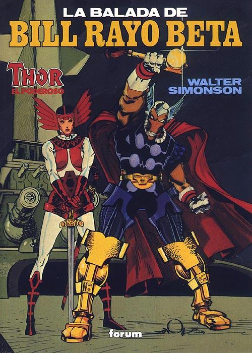 Thor: La Balada de B...