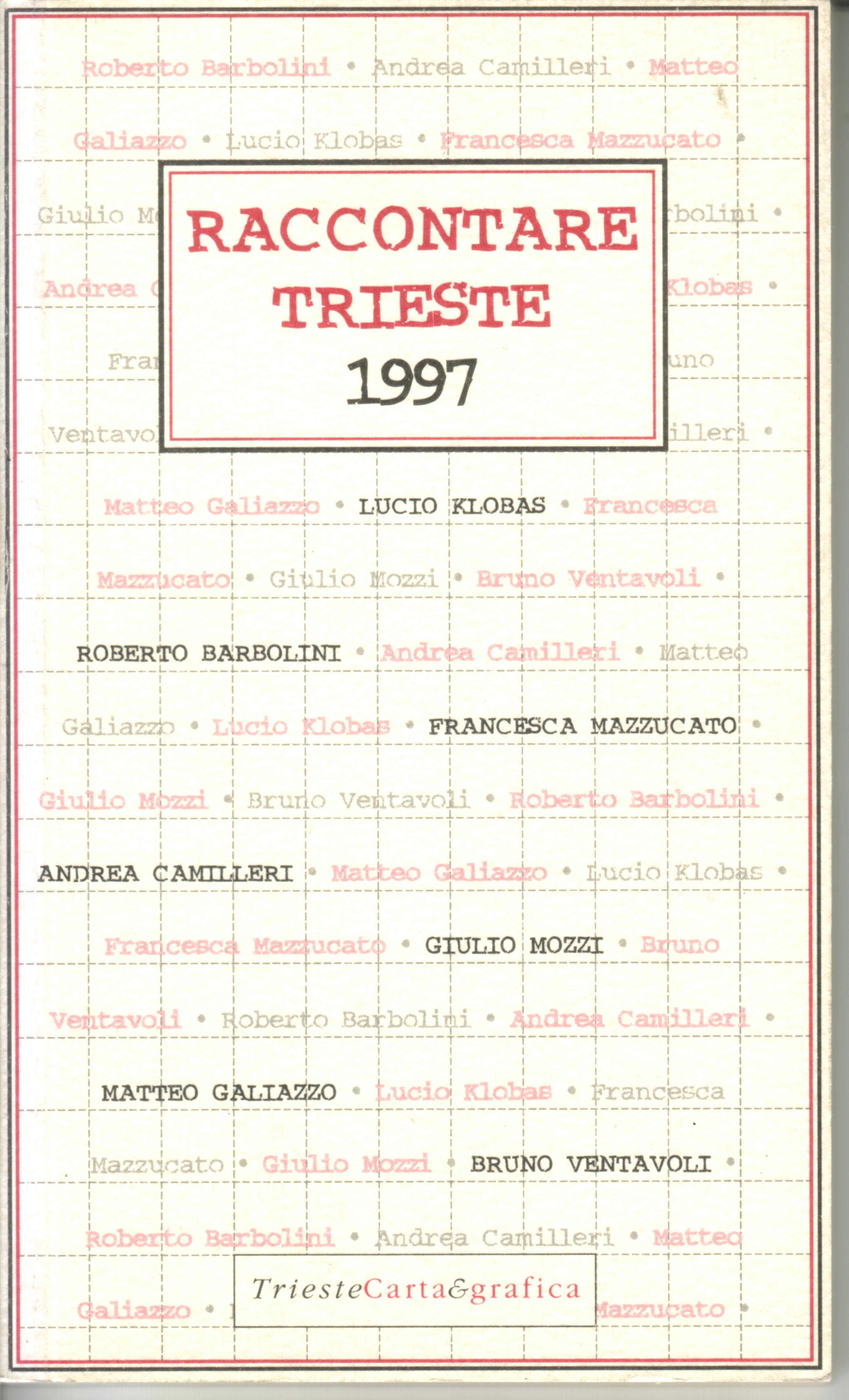 Raccontare Trieste 1...