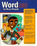 Word 2000 for Busy People