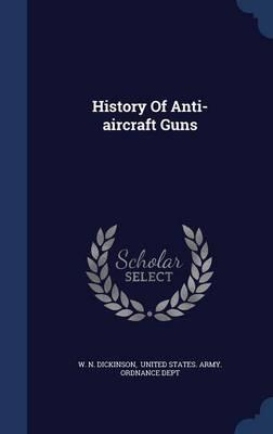 History of Anti-Aircraft Guns