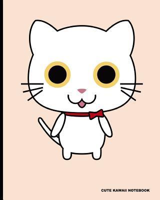 Cute Kawaii Notebook