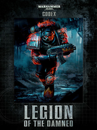 Codex: Legion of the Damned