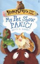 My Pet Show Panic!