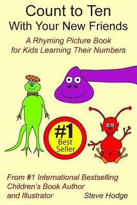 Count to Ten With Your New Friends!