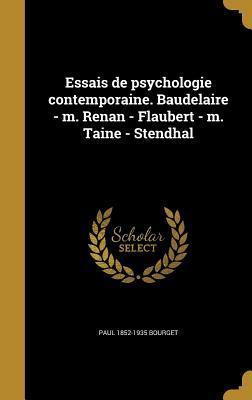 FRE-ESSAIS DE PSYCHOLOGIE CONT