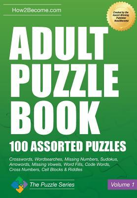 Adult Puzzle Book