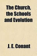 The Church, the Schools and Evolution