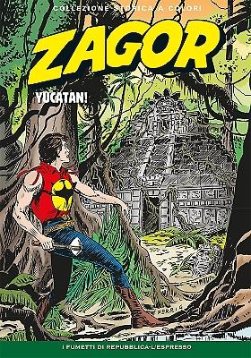 Zagor collezione storica a colori n. 179