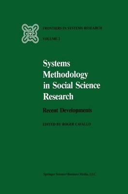 Systems Methodology in Social Science Research