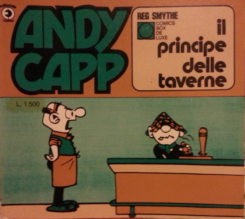 Andy Capp: il princi...