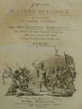 Il libro di Giosuè - tomo II