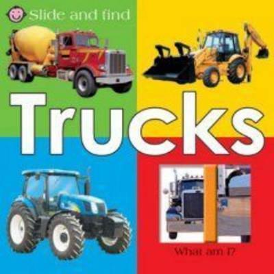 Slide and Find Trucks (Slide and Find)