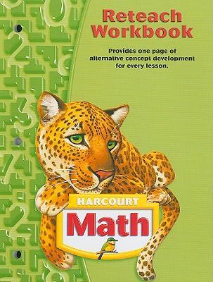 Math Reteach Workbook