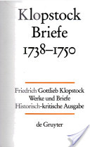 Briefe 1738-1750