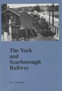 The York and Scarborough Railway