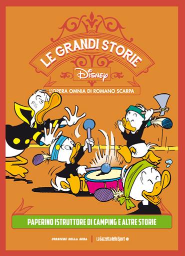 Le grandi storie Disney - L'opera omnia di Romano Scarpa vol. 12