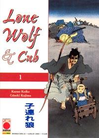 Lone Wolf & Cub vol. 01