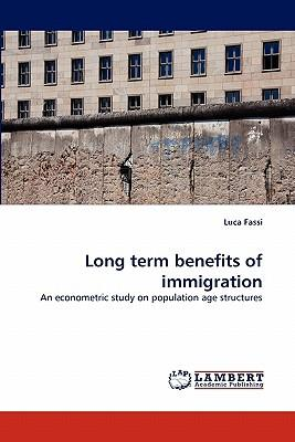 Long term benefits of immigration