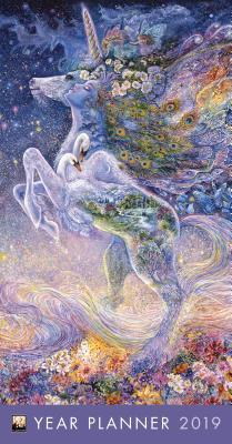 Josephine Wall - Soul of a Unicorn 2019 Planner