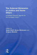 The External Dimension of Justice and Home Affairs
