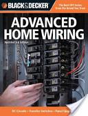 Black and Decker Advanced Home Wiring
