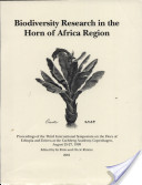 Biodiversity Research in the Horn of Africa Region