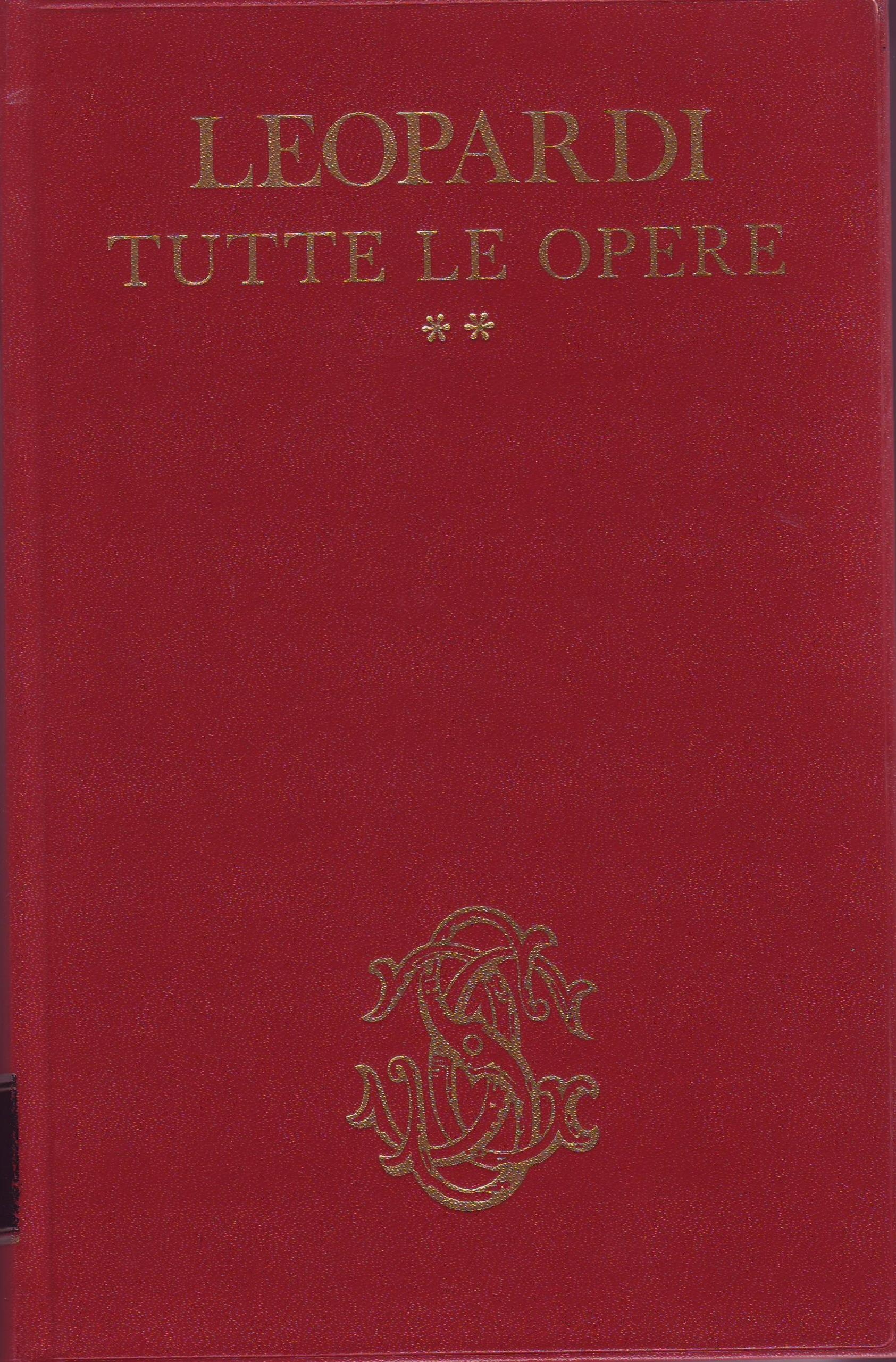 Tutte le opere - Vol. 2