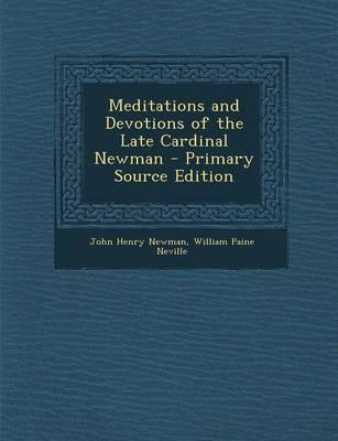 Meditations and Devo...