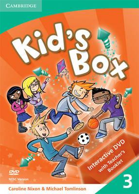 Kid's Box Level 3 Interactive DVD (NTSC) with Teacher's Booklet