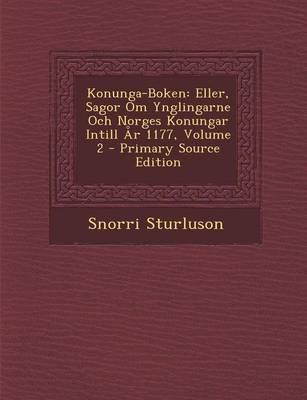Konunga-Boken