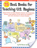 Thirty-five Best Books for Teaching U.S. Regions