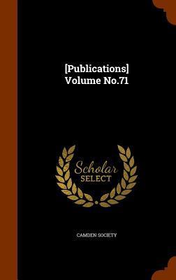 [Publications] Volume No.71