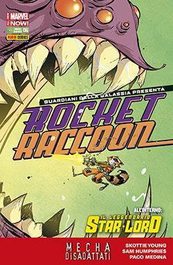 Rocket Raccoon & Il Leggendario Star-Lord #6