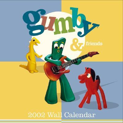 Gumby & Friends 2002 Calendar