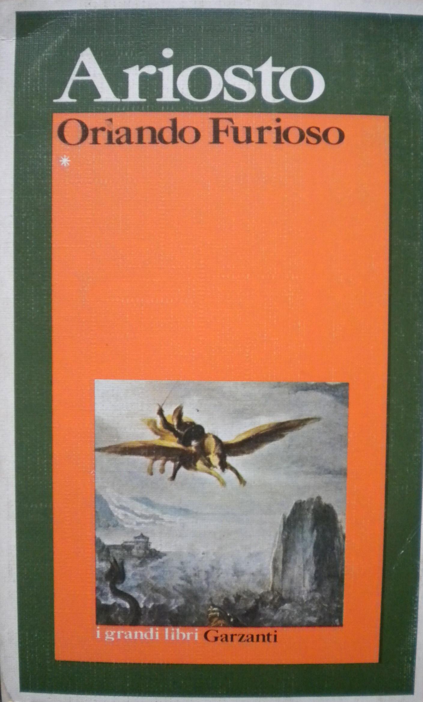 Orlando furioso - Volume primo