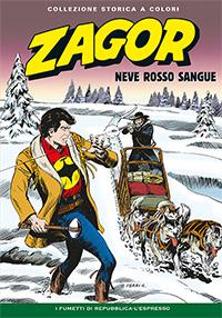 Zagor collezione storica a colori n. 128