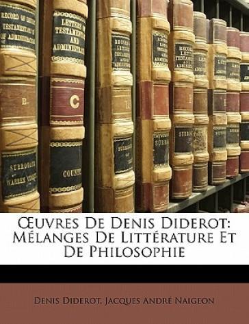 Uvres de Denis Dider...