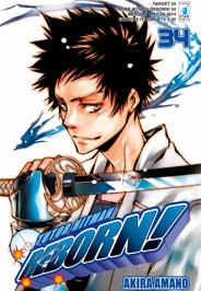 Tutor Hitman Reborn! vol. 34