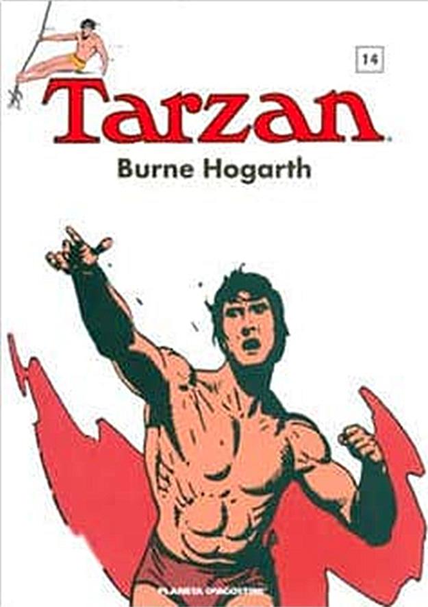 Tarzan (1944-1945) vol. 14